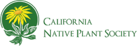 Logo for California Native Plant Society