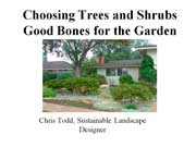 Native Trees & Shrubs for the Garden, a talk by Chris Todd